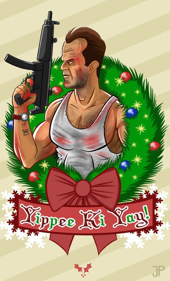 Die Hard Christmas Quotes  60 best ♥ Quotes ♥ images on Pinterest