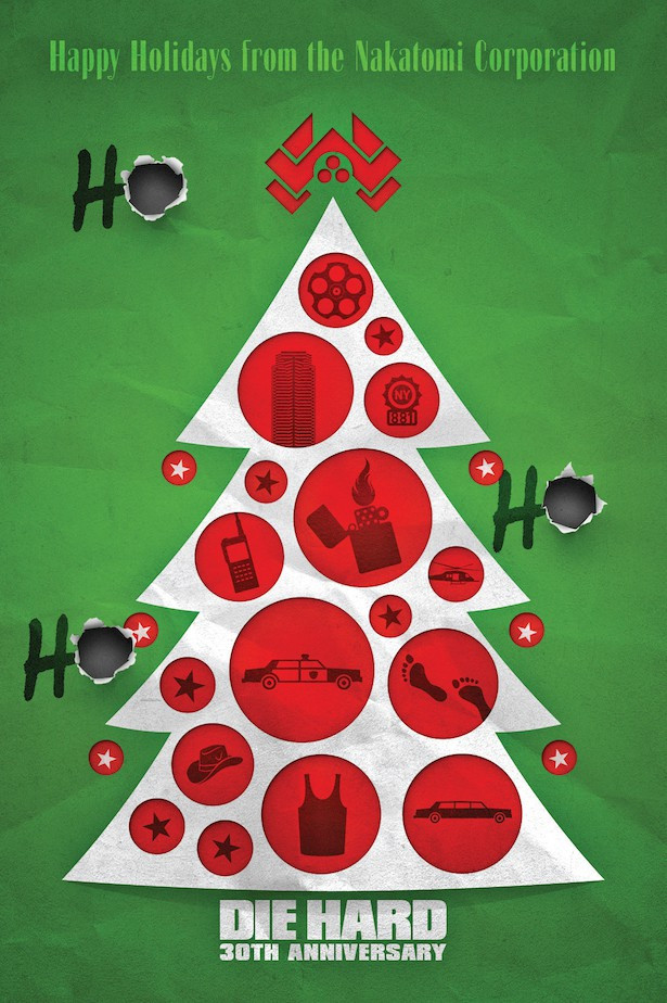 Die Hard Christmas Quotes  DIE HARD Celebrates Its 30th Anniversary with Special