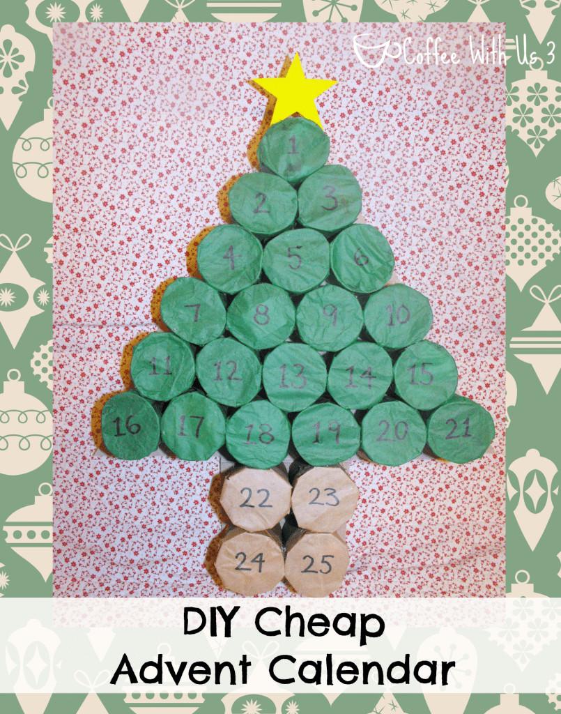 DIY Advent Calendars For Kids  70 inspiring ideas to make an Advent Calendar for kids