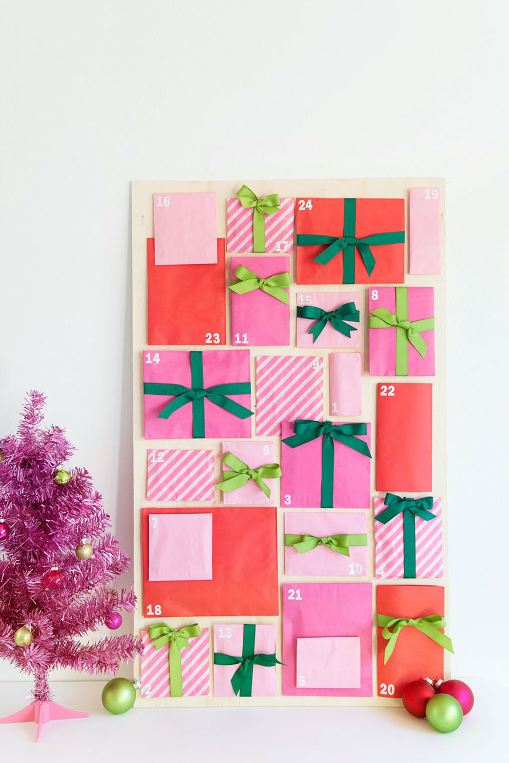 DIY Advent Calendars For Kids  DIY PAPER BAG ADVENT CALENDAR Tell Love and Party