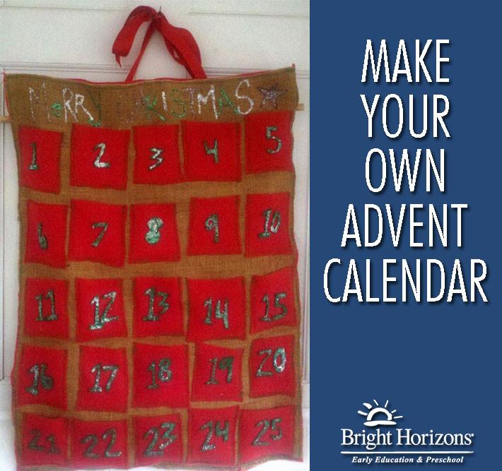 DIY Advent Calendars For Kids  Homemade Advent Calendars Craft Ideas for Kids
