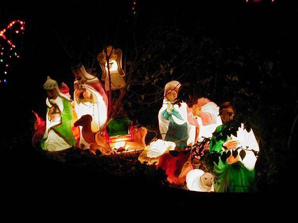 DIY Animated Christmas Decorations  Decorating OLYMPUS DIGITAL CAMERA Animated Christmas
