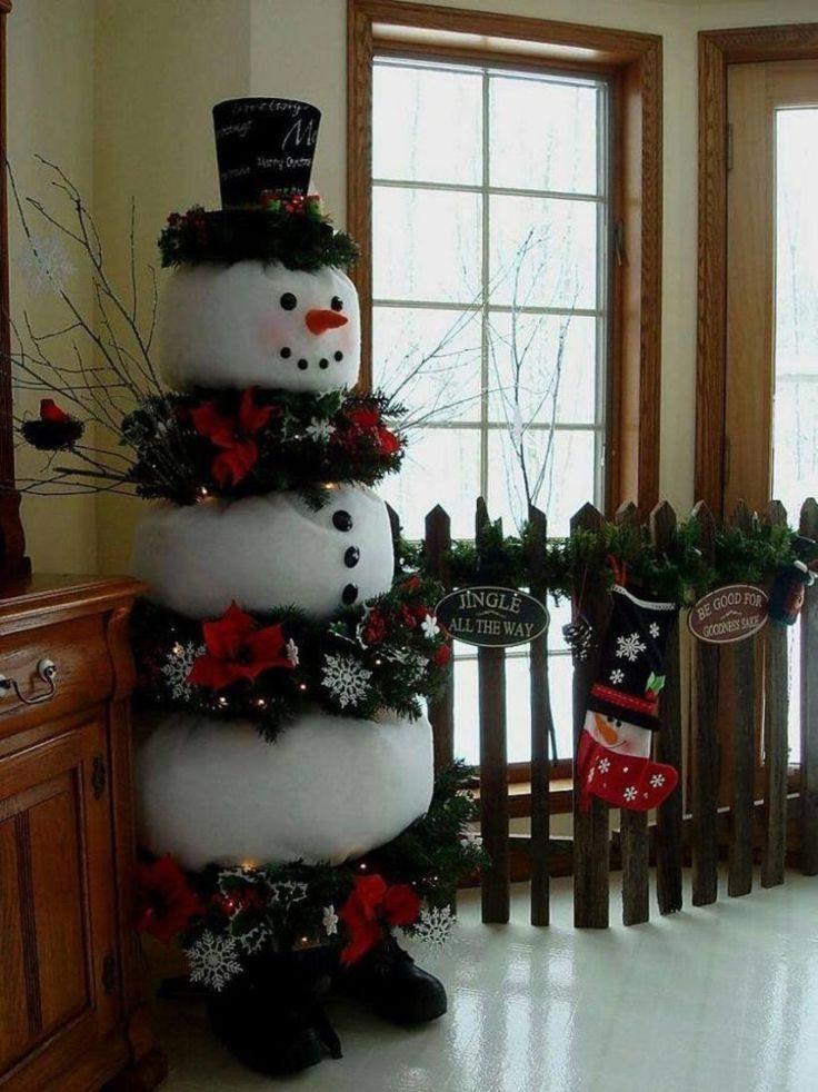 DIY Animated Christmas Decorations  45 Adorable Indoor Animated Christmas Figures