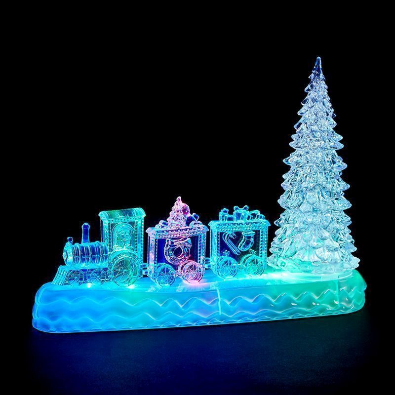 DIY Animated Christmas Decorations  30 Ideas for Animated Indoor Christmas Decorations Home