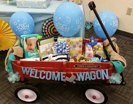Diy Baby Shower Gift Ideas For Boys  Baby Shower Wel e Wagon