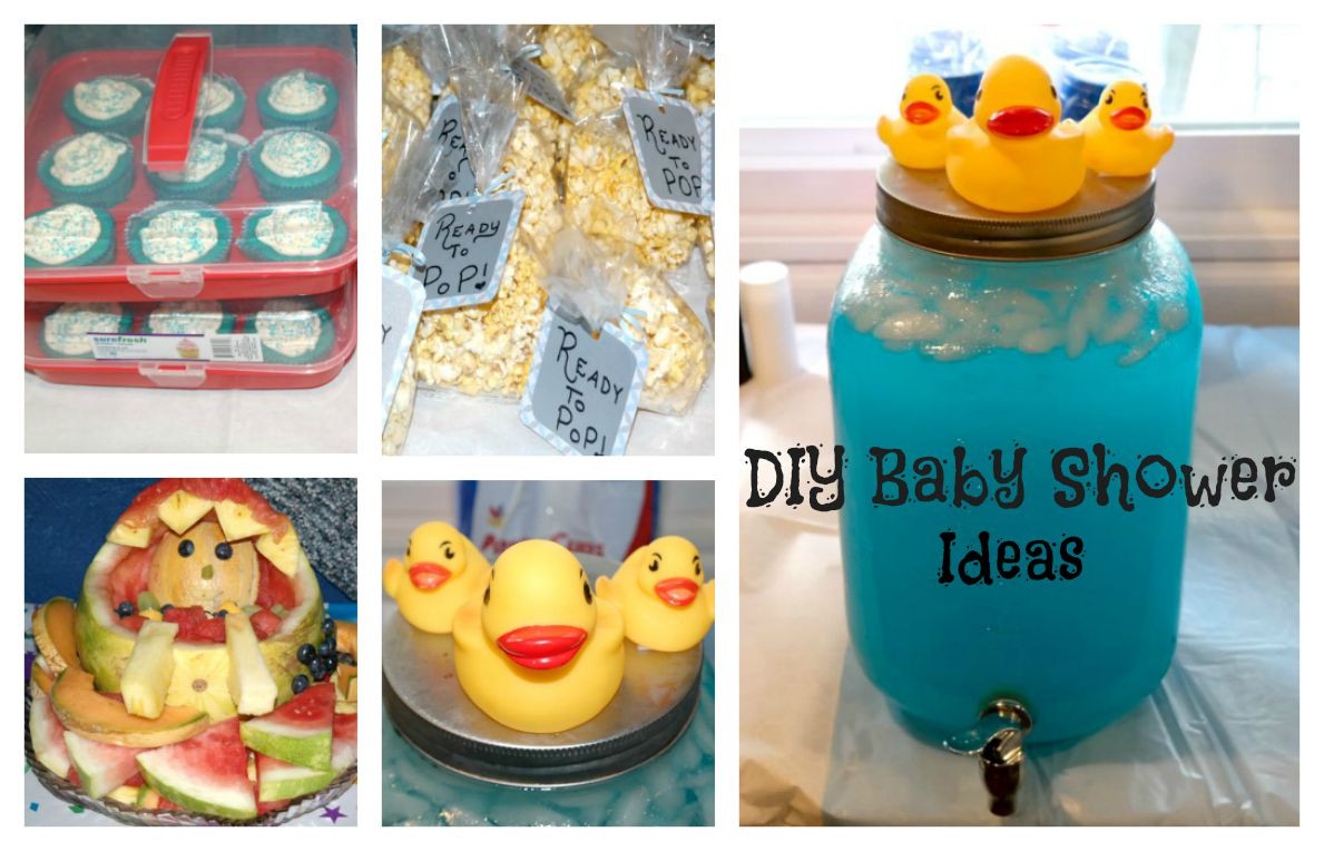 Diy Baby Shower Gift Ideas For Boys  Passionate About Crafting DIY Baby Boy Baby Shower Ideas