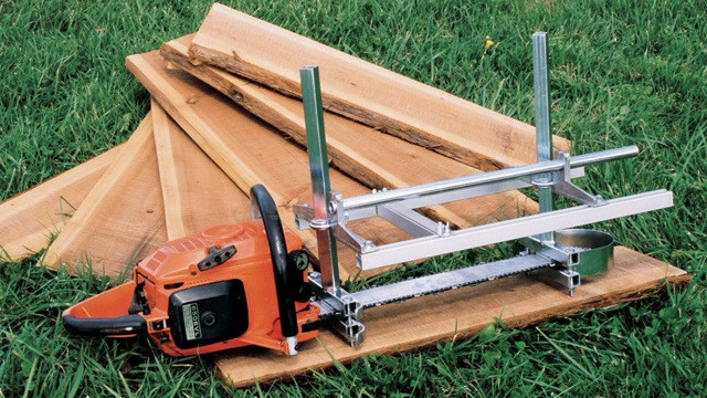 DIY Chainsaw Mill Plans  DIY Chainsaw Mill Thehomesteadingboards