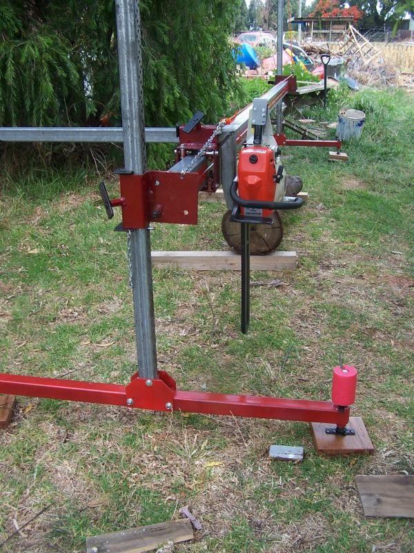 DIY Chainsaw Mill Plans  diy chainsaw mill plans Google Search