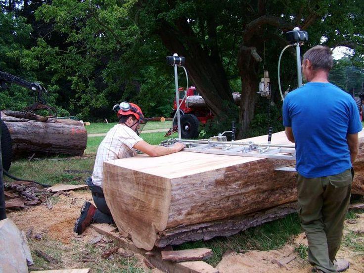 DIY Chainsaw Mill Plans  diy chainsaw mill plans Google Suche