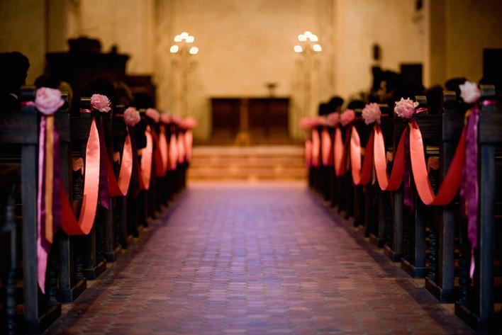 DIY Church Wedding Decorations  DIY Church Wedding Decorations Wedding and Bridal