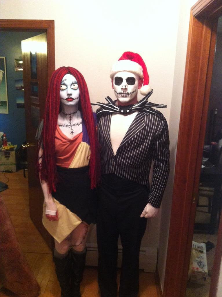DIY Couple Costumes  Cheap DIY Couples Halloween Costumes
