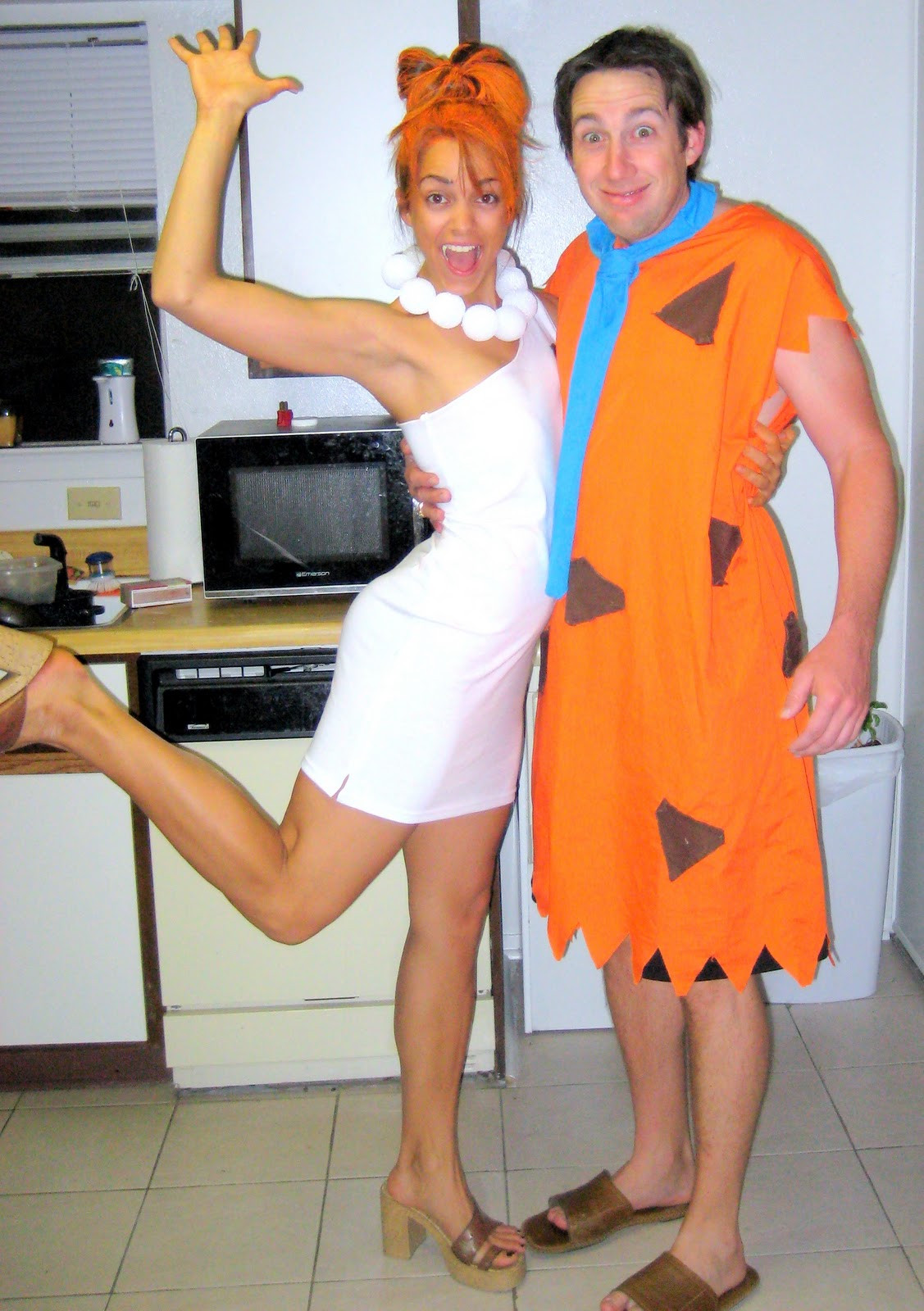 DIY Couple Costumes  44 Homemade Halloween Costumes for Adults C R A F T