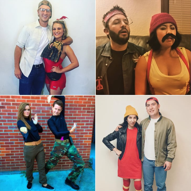 DIY Couple Costumes  DIY Nostalgic Costumes For Couples