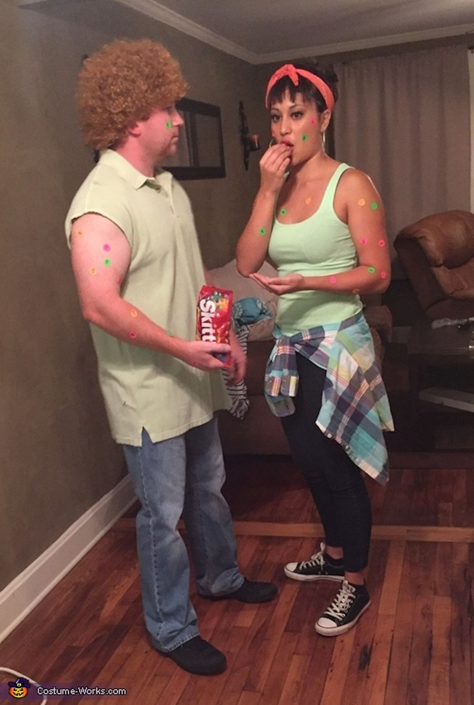 DIY Couple Costumes  DIY Last Minute Halloween Costumes For Couples That Are