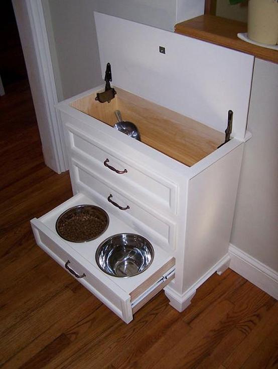 DIY Dog Food Storage  19 DIY Projects for Dog Lovers Barkpost