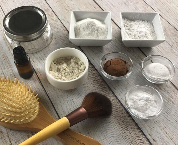 DIY Dry Shampoo For Red Hair  Best DIY Dry Shampoo for Light & Dark Hair e Essential