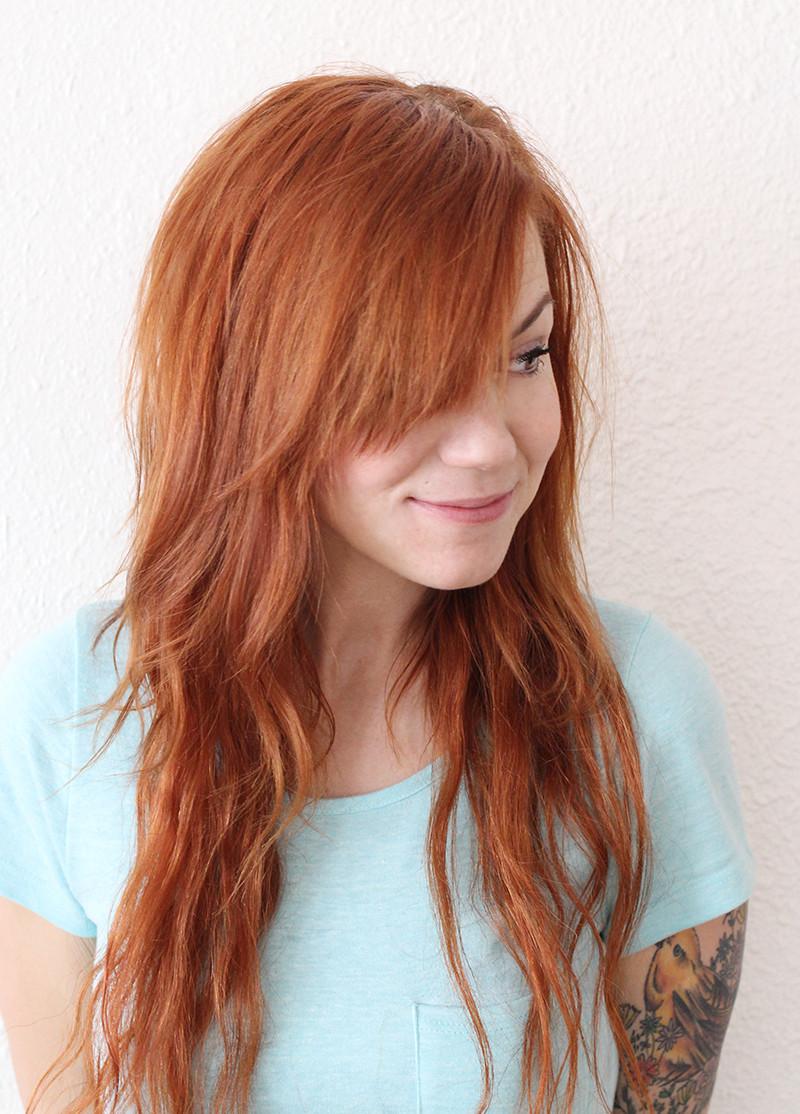 DIY Dry Shampoo For Red Hair  Dry Shampoo 101 – A Beautiful Mess