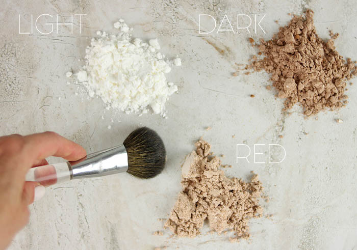 DIY Dry Shampoo For Red Hair  DIY Dry Shampoo for Light Dark and Red Hair Gina Michele