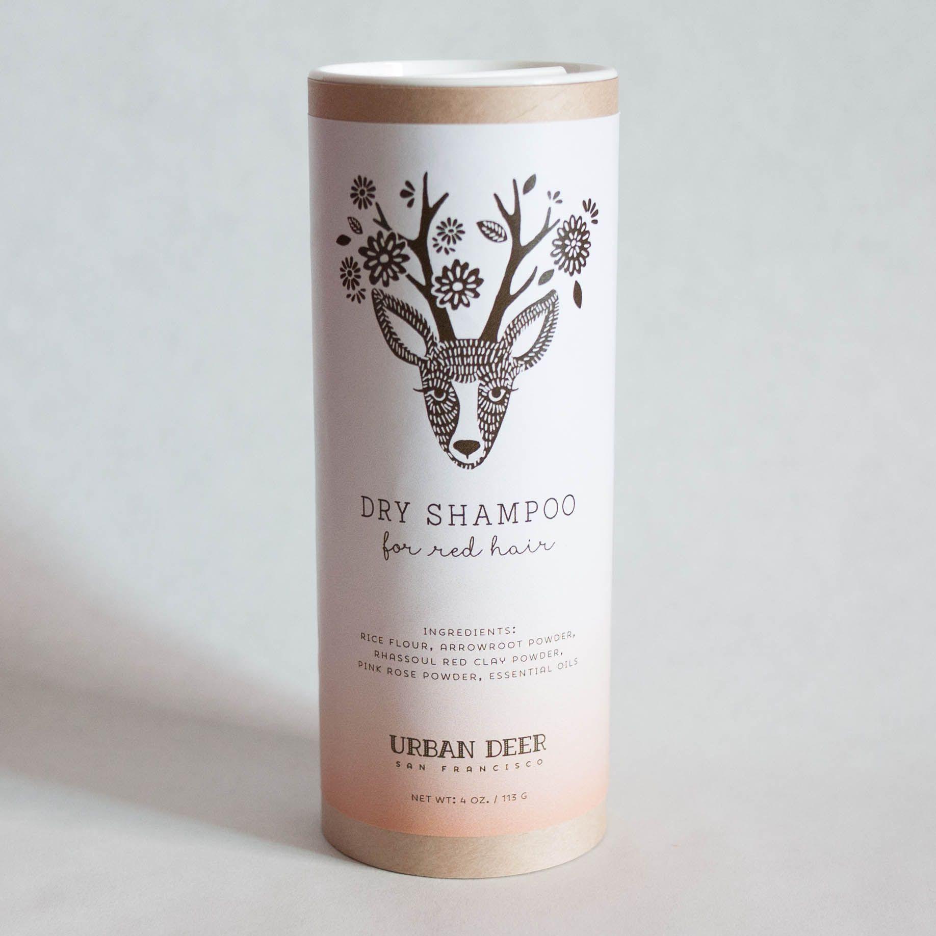 DIY Dry Shampoo For Red Hair  Dry shampoo powder for Red hair