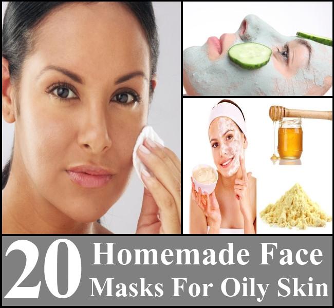 DIY Face Mask For Oily Skin  20 Homemade Face Masks For Oily Skin