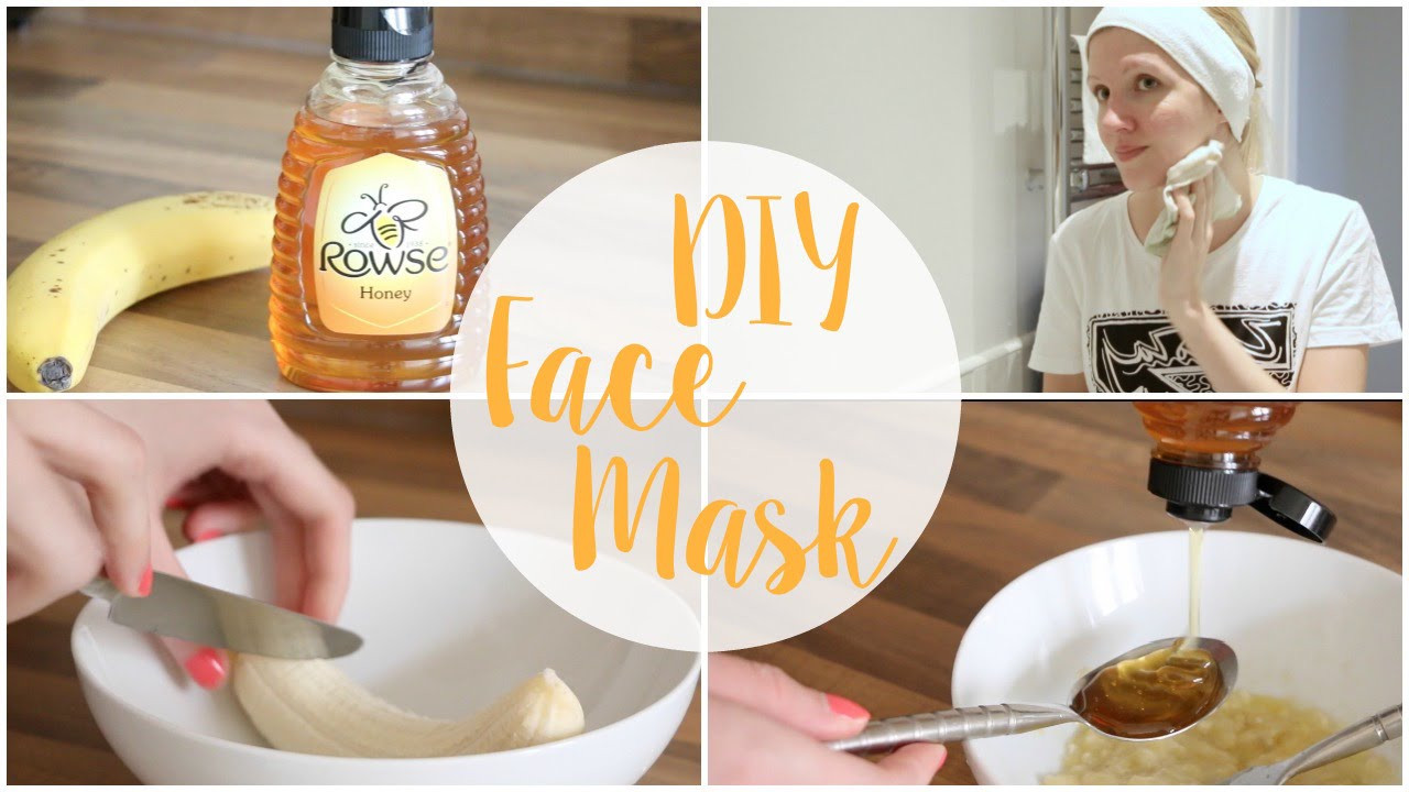 DIY Face Mask For Oily Skin  Easy DIY Face Mask for Oily Skin