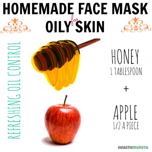 DIY Face Mask For Oily Skin  Natural & Effective Homemade Face Masks for Oily Skin