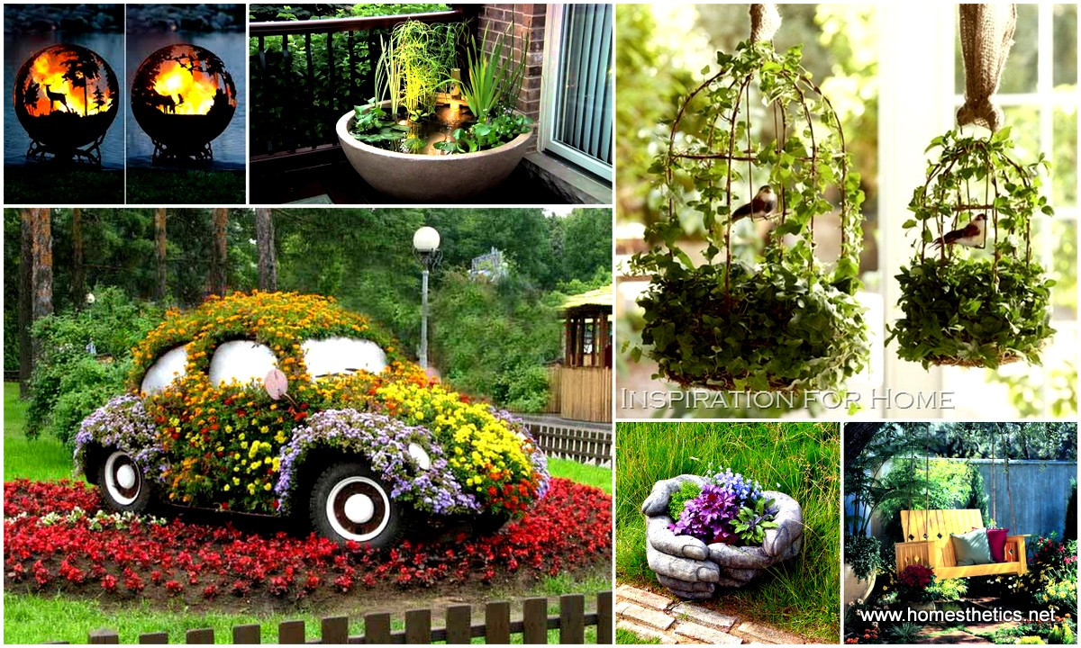 DIY Garden Decoration Ideas  25 Easy DIY Garden Projects You Can Start Now