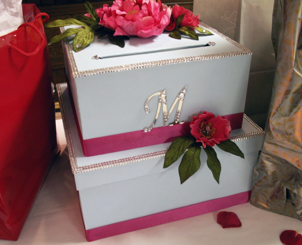 DIY Gift Card Boxes  DIY Wedding Card Box Project