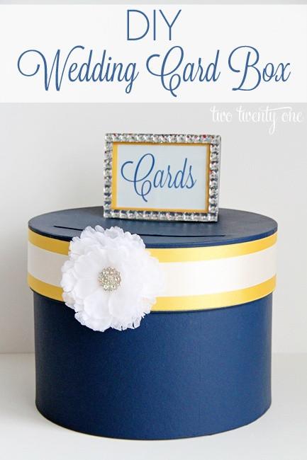 DIY Gift Card Boxes  Favorite Pinterest Finds