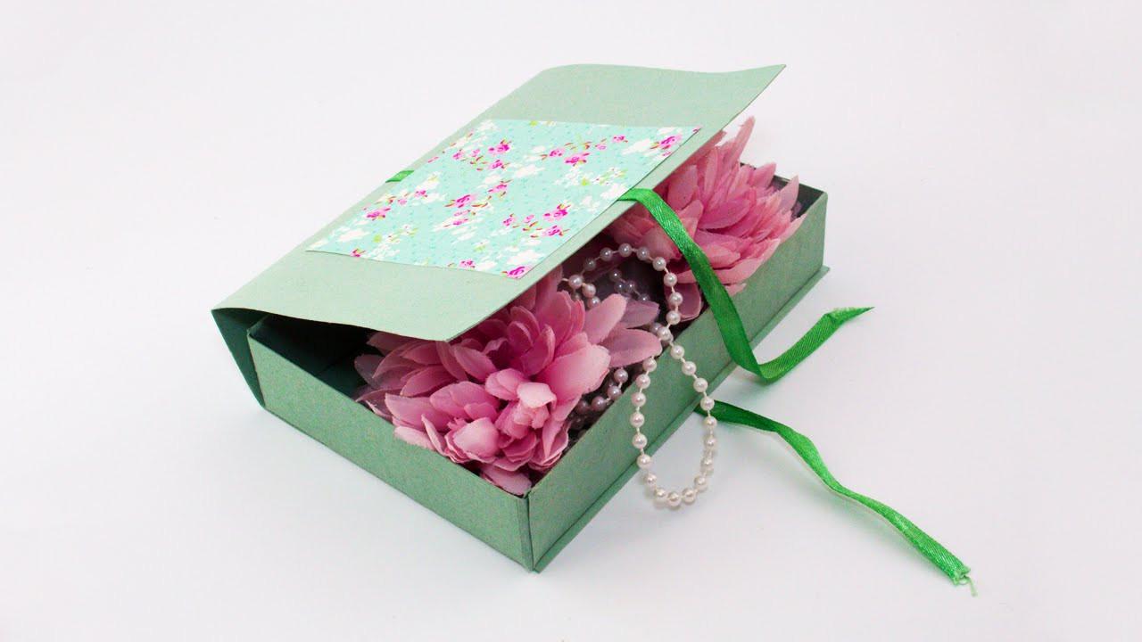 DIY Gift Card Boxes  DIY Decorative Cardboard Gift Box