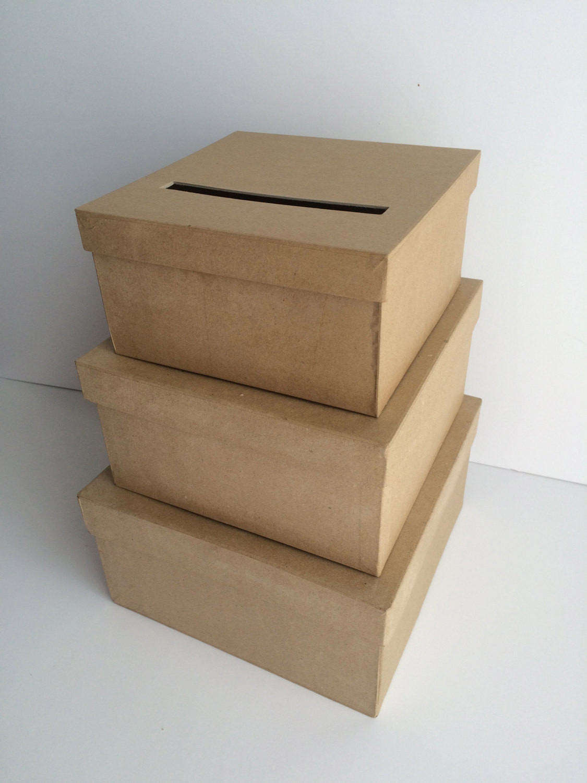 DIY Gift Card Boxes  DIY Wedding Card Box Wedding Card Holder Gift Card Holder