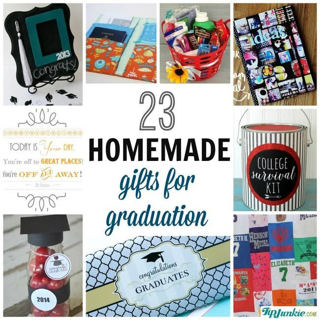 Diy Graduation Gift Ideas For Him  23 Easy Graduation Gifts You Can Make in a Hurry