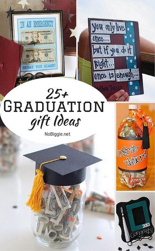 Diy Graduation Gift Ideas For Him  25 Graduation t Ideas