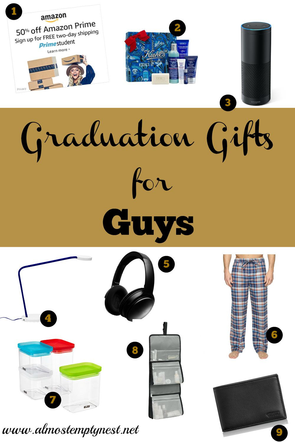 Diy Graduation Gift Ideas For Him  Graduation Gifts for Guys