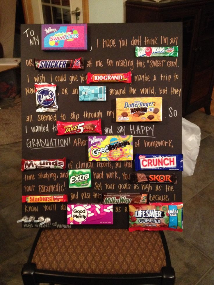 Diy Graduation Gift Ideas For Him  graduation ts for brother Google Search