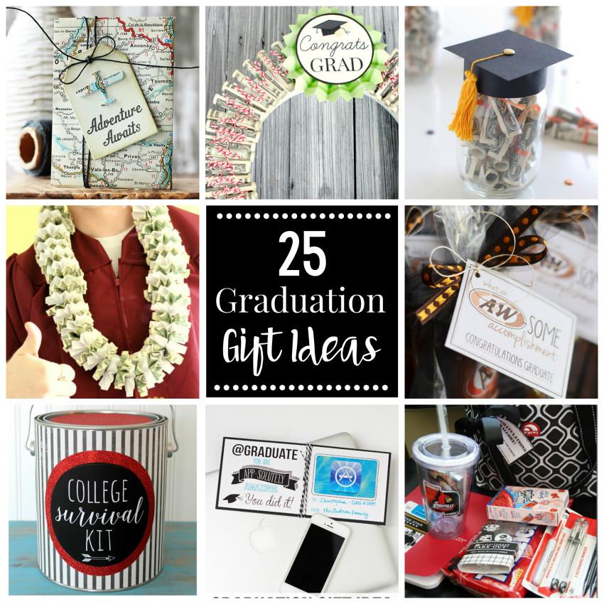 Diy Graduation Gift Ideas For Him  25 Graduation Gift Ideas