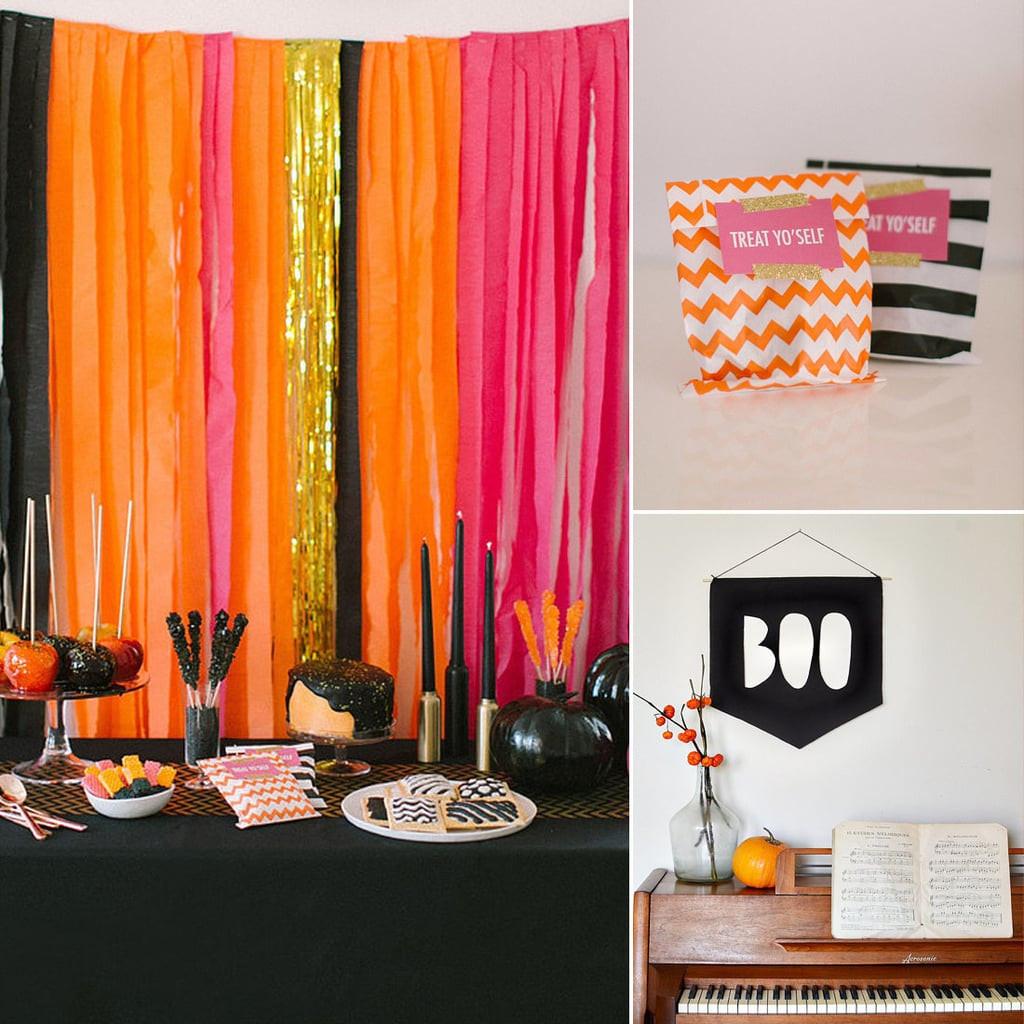 Diy Halloween Party Decoration Ideas  DIY Halloween Decorations
