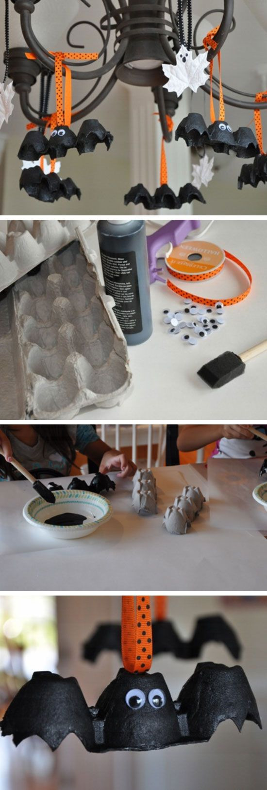 Diy Halloween Party Decoration Ideas  40 Homemade Halloween Decorations Kitchen Fun With My