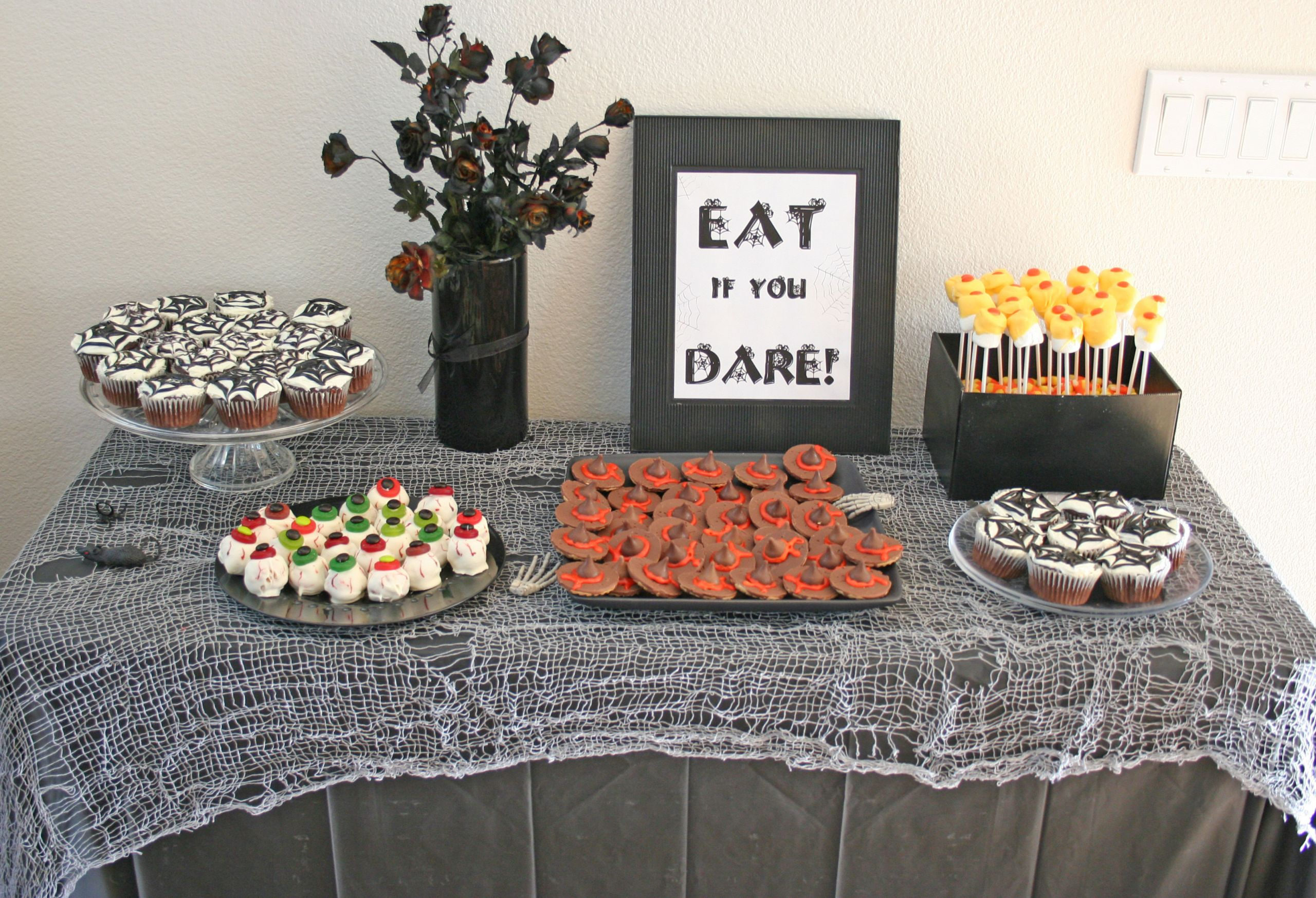 Diy Halloween Party Decoration Ideas  Holiday Party Ideas Archives Thoughtfully Simple