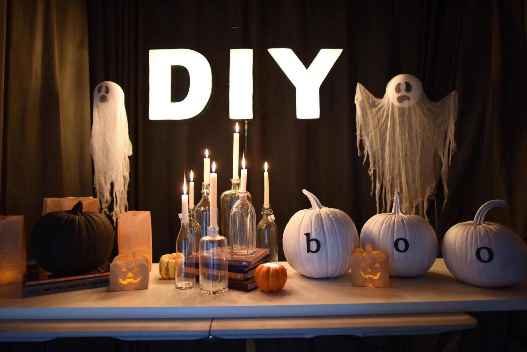 Diy Halloween Party Decoration Ideas  5 Easy Creepy Yet Classy Halloween Party Decorations [on a
