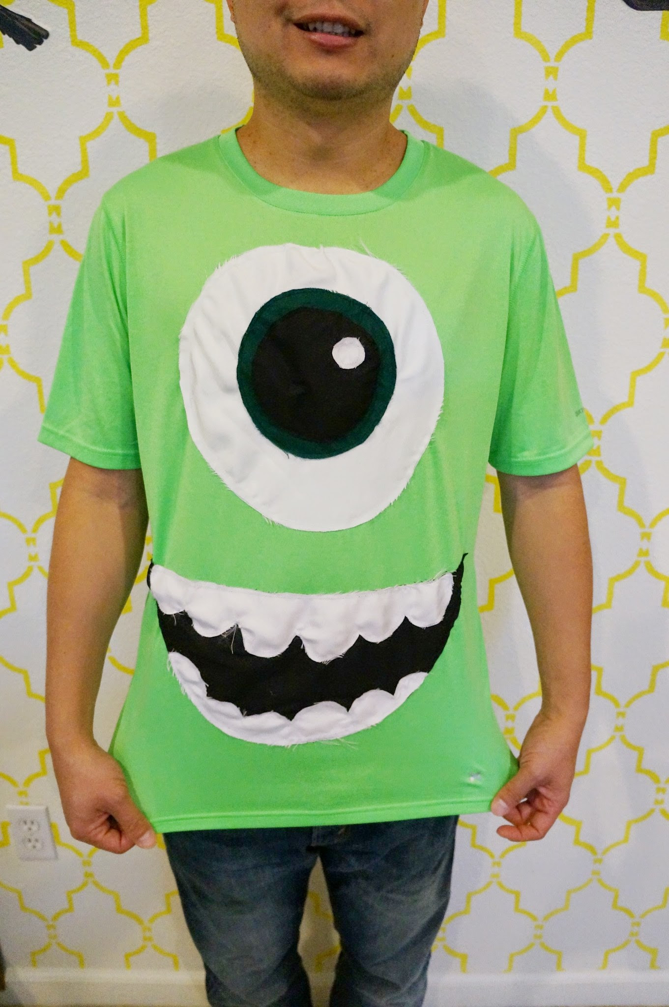 DIY Monsters Inc Costume  DIY Monster's Inc Costumes