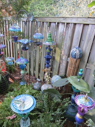DIY Outdoor Art  DIY Garden Art Ideas – AA Gifts & Baskets Idea Blog