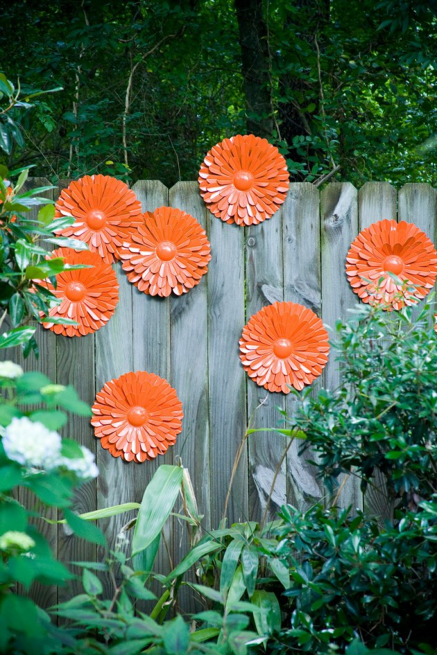 DIY Outdoor Art  19 Truly Fascinating DIY Garden Art Ideas You Never Thought