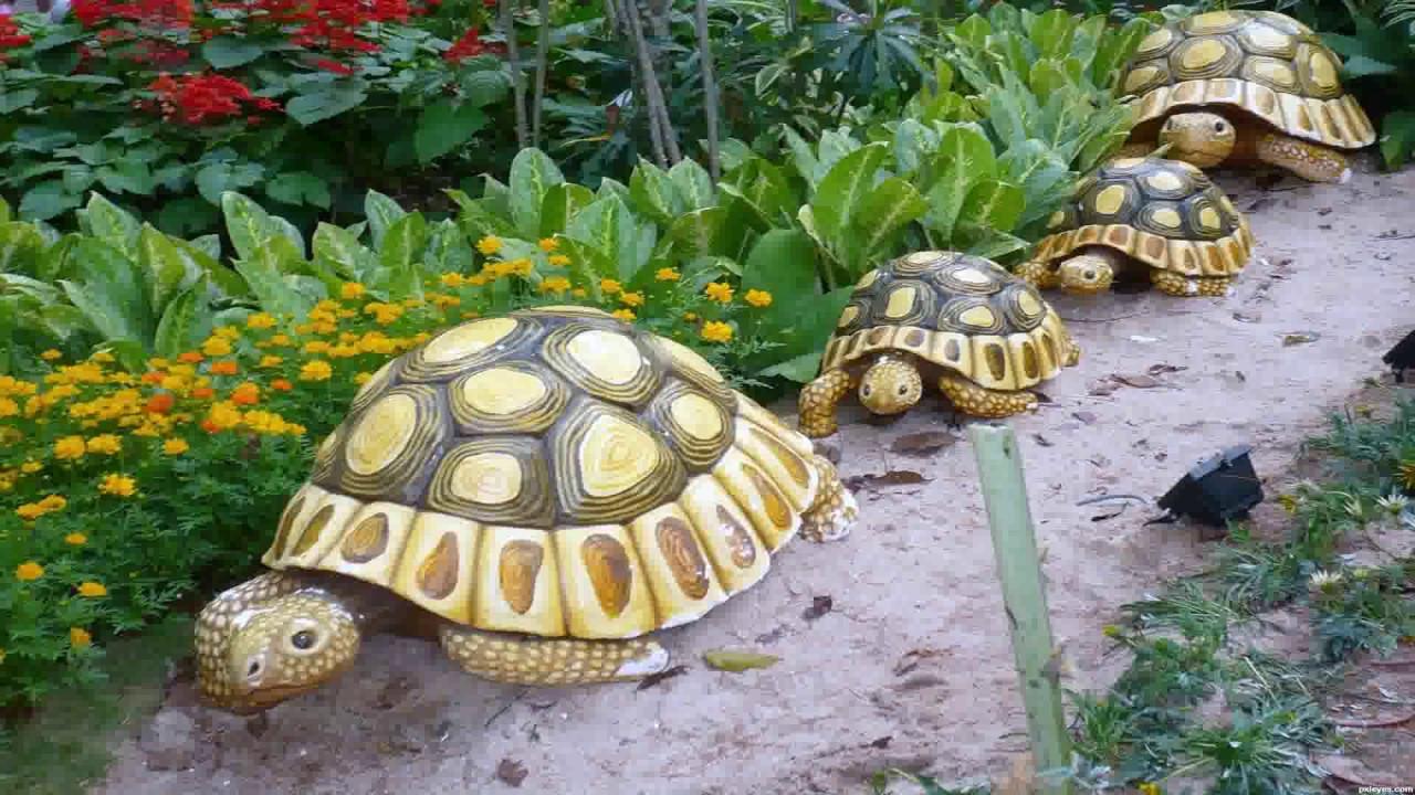 DIY Outdoor Art  Diy Outdoor Garden Decor Gif Maker DaddyGif see