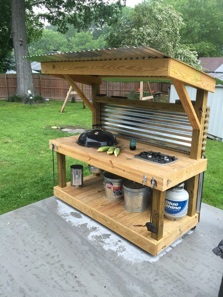 Diy Outdoor Kitchen Ideas  How to Build the Ultimate Outdoor Kitchen Designs DIY