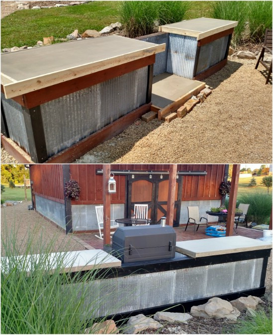 Diy Outdoor Kitchen Ideas  15 Amazing DIY Outdoor Kitchen Plans You Can Build A