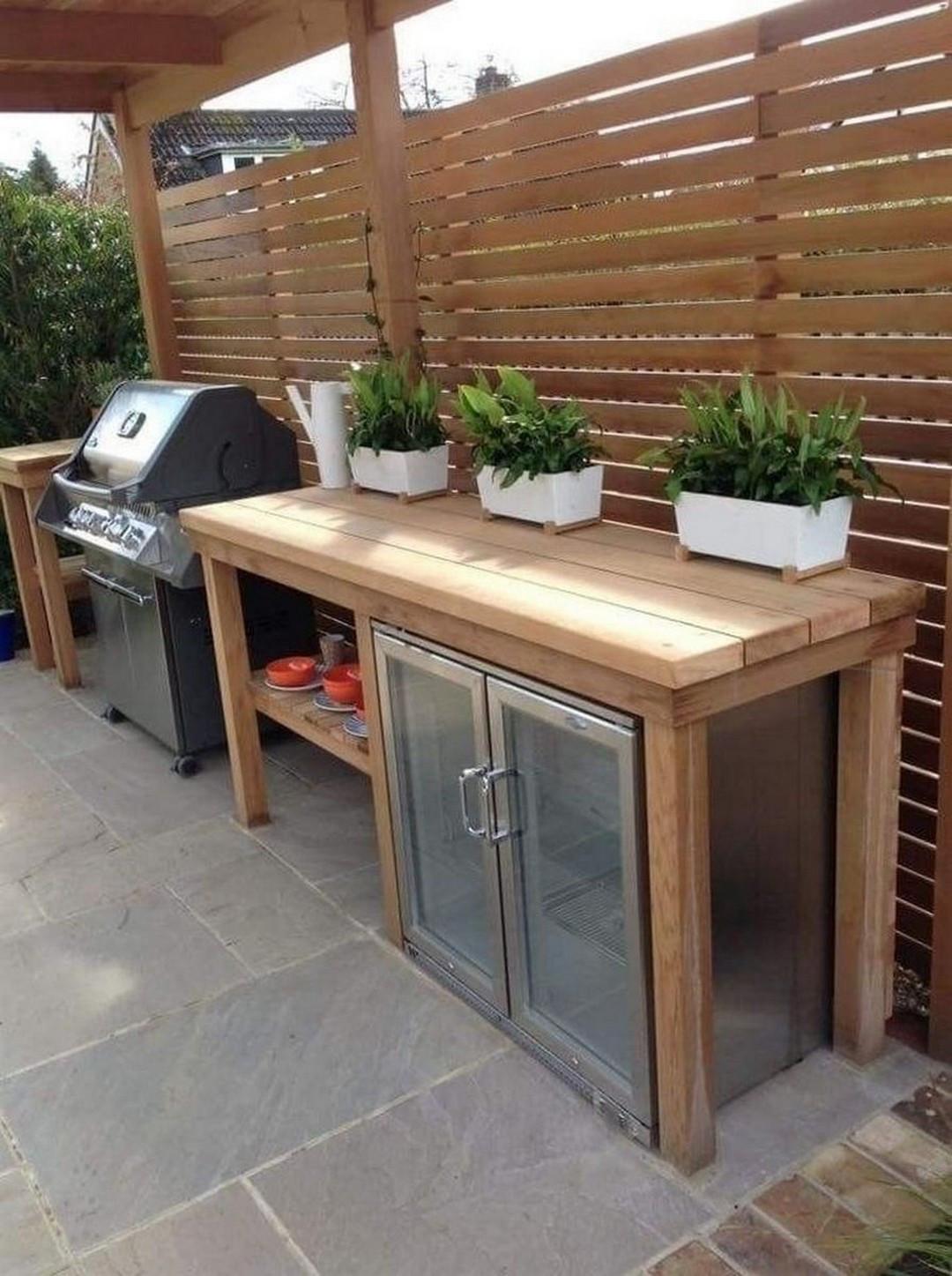 Diy Outdoor Kitchen Ideas  Best Diy Outdoor Kitchen Ideas And Designs House & Living