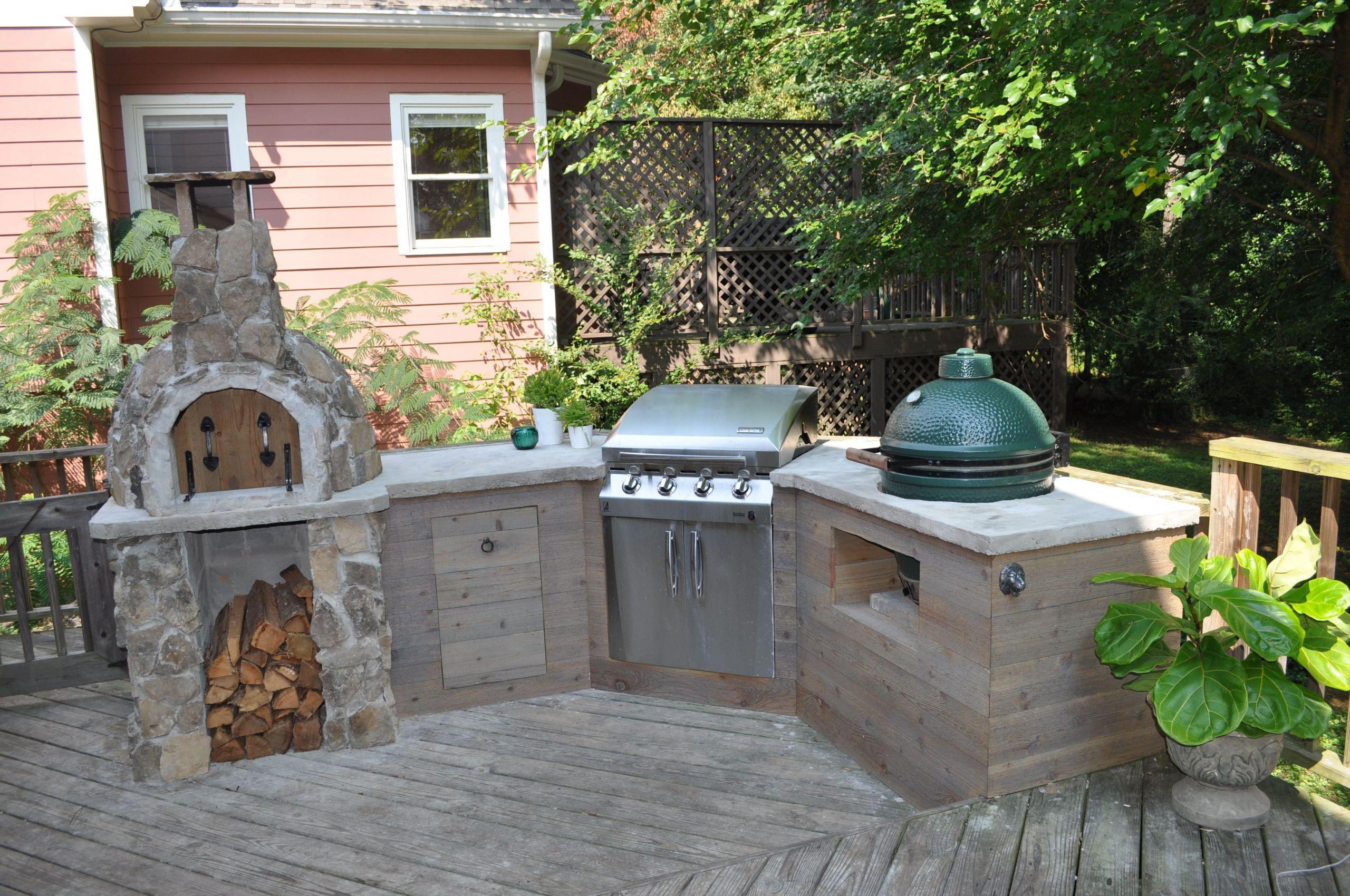 Diy Outdoor Kitchen Ideas  DIY Outdoor Kitchen Ideas