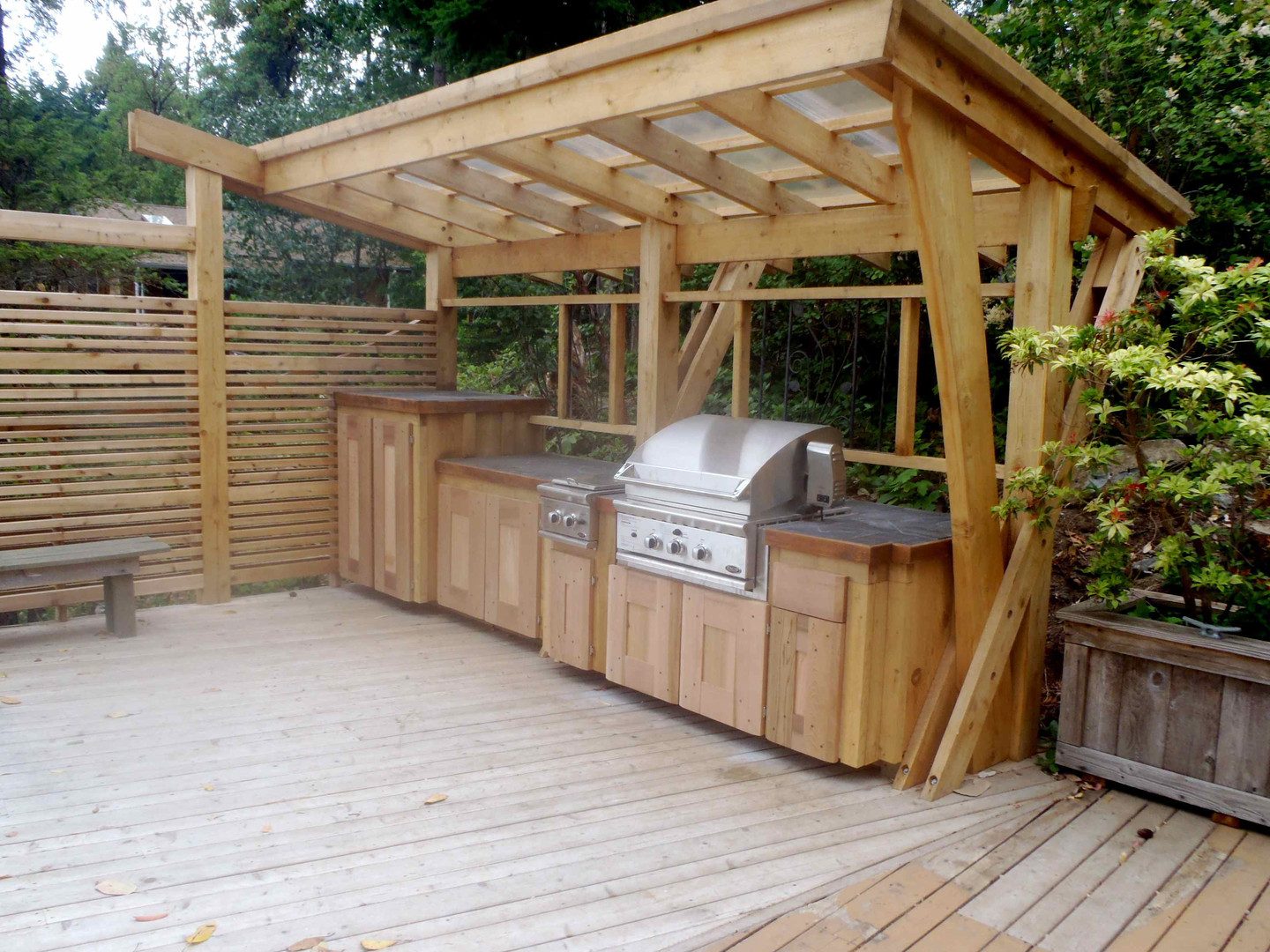 Diy Outdoor Kitchen Ideas  These DIY Outdoor Kitchen Plans Turn Your Backyard Into