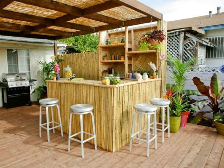 Diy Outdoor Kitchen Ideas  Top 20 DIY Outdoor Kitchen Ideas